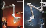 Arm Hood / Fume Extraction Arm / Canopy