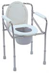 FS894  เก้าอี้นั่งถ่ายแบบมีฝาปิด  ( COMMODE CHAIR )