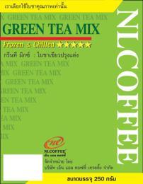 ชาเขียวมิกซ์   Green Tea Mix