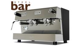 เครื่องชงกาแฟ 2 หัวชง (ขนาดกลาง) แอสคาโซ่ - สตีล บาร์