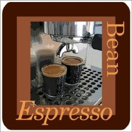 เมล็ดกาแฟคั่วสูตร Espresso