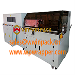 Automatic Vertical L-bar Sealing and Shrinking Machine
