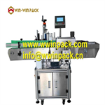 WIN-WIN PACK Automatic round bottle rubbing roll label machine( vertical type ) QL-821