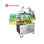 WIN-WIN PACK Automatic flat bottle(round bottle) multi-function label machine QL-843