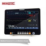 Meditech Patient Monitor MD9015 with 15 Inch Touch Screen and Perfect Quality Ce Approved
