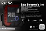 DEFI5C Portable defibrillator Meditech