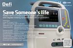 DEFI8 defibrillator Meditech