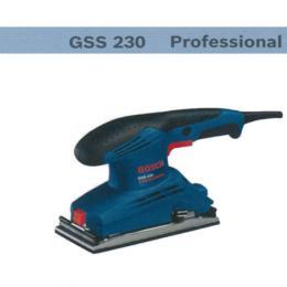เครื่องขัดกระดาษระบบสั่นสะเทือน GSS230