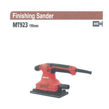 เครื่องขัดกระดาษทราย MT923
