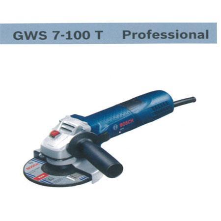 เครื่องเจียรไฟฟ้า 4นิ้ว GWS7-100T