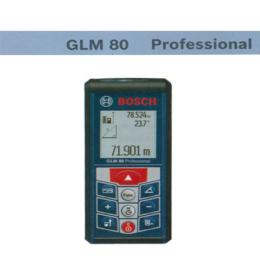 เครื่องวัดระยะเลเซอร์ GLM80