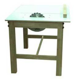โต๊ะเลื่อยวงเดือน