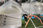 inflatable inner hose for tent