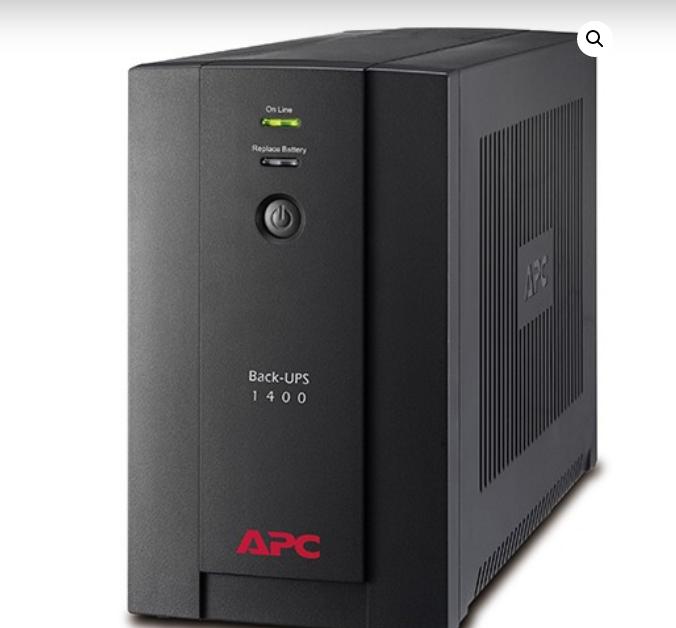 APC BACK UPS 1400VA