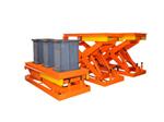 เครื่องจักรประเภทโต๊ะยกชิ้นงาน Hydraulic Table Lifter