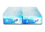 ผ้าเย็น ชนิดผ้าสำลี คูลอัพ  Cool Up refreshing towel
