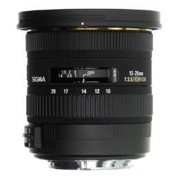 เลนส์Sigma 10-20mm F3.5 EX DC HSM