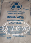 BORIC ACID (Turkey)