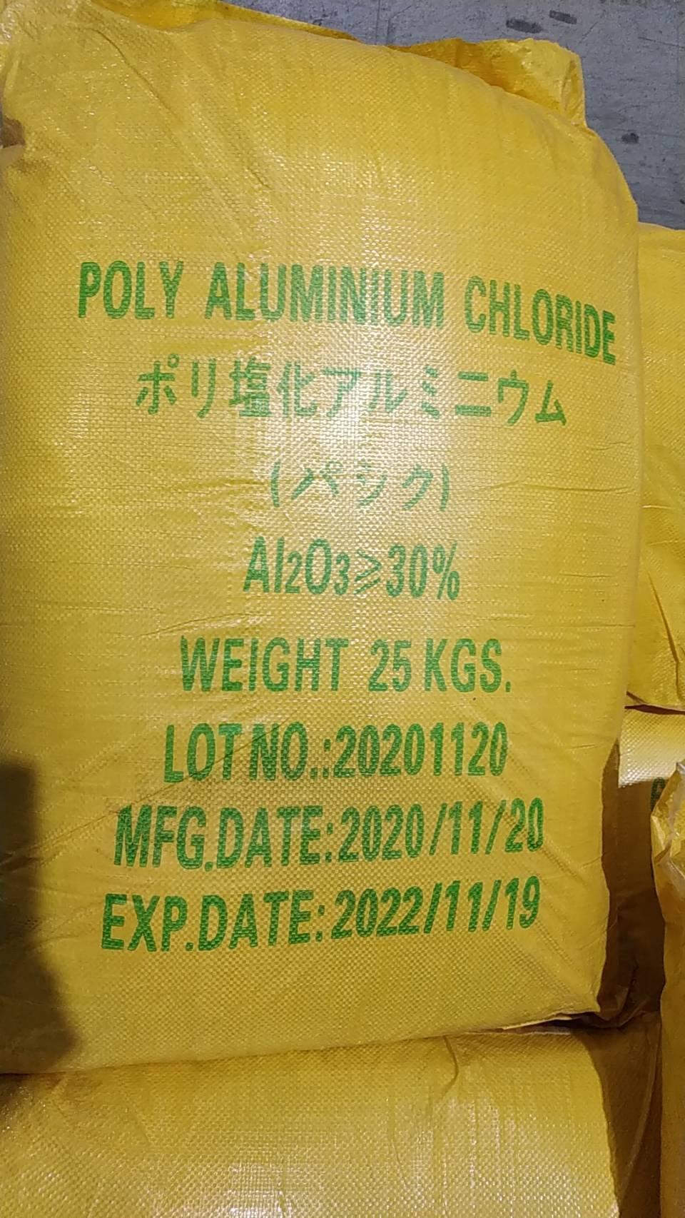 POLY AMMONIUM CHLORIDE (PAC)