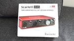 Focusrite Scarlett 8i6 4i4 3rd Gen Audio Interface.
