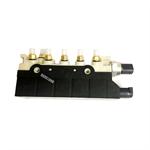 Rarelong A2203200258 2203200258 สำหรับ Mercedes W220 Air Suspension Compressor Valve Block