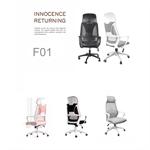 Wholesale Price Boss Swivel Ergonomic Computer Desk Mesh Chair Wheels Chairs Office