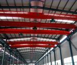 2t Single Girder Top Running Bridge Crane with Convenient