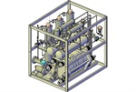 Hydrogen generator suitable for PV/Solar or wind power
