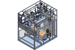 High quality Low price of oxygen generator machine