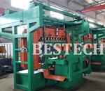 Multi Pistion Hydraulic Sand Molding Machine