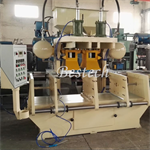 Vertical Parting Hot Box Sand Core Shooter Machine