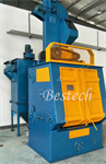 Tumblast Shot Blasting Machine for Metal Surface Cleaning