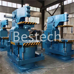 Z149 Green Sand Moulding Machine for Manhole Cover