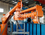 Double Arm Resin Sand Mixing Machine