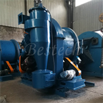Rotary Drum Shot Blasting Machine for Metal Surface Cleaning