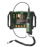 กล้องงู Extech HDV640 พร้อมด้วย Handset+Articulating Probe