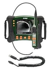 กล้องงู Extech HDV640W Wireless Handset+Articulating Probe