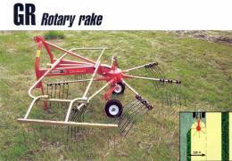 เครื่องคราดหญ้าโรตารี GR300