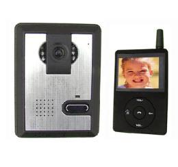 ระบบกระดิ่งสัญญาณภาพไร้สาย Wireless Video Door Phone K