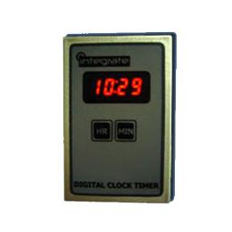 เครื่องตั้งเวลาเปิดปิดอุปกรณ์ไฟฟ้า แบบนาฬิกา Digital Clock T