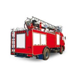 รถยนต์ดับเพลิงกู้ภัยในที่สูงแบบบันไดเลื่อน