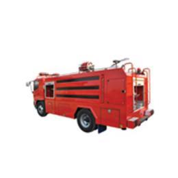 รถยนต์ดับเพลิงถังน้ำในตัวชนิดฉีดโฟม