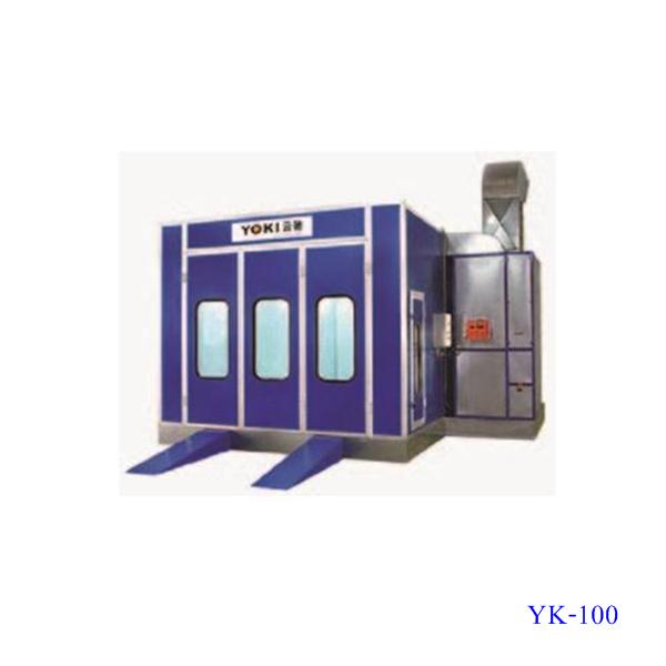 ห้องอบพ่นสี YK-100