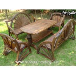 โต๊ะชุด 04 (BB-B-40)