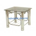 โต๊ะข้างโซฟา เล็ก รุ่น CFT-2424