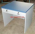 โต๊ะทำงานไม้ 2 ลิ้นชัก