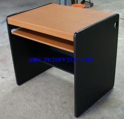 โต๊ะคอมแบบไม้