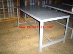 โต๊ะเหล็กสำหรับโรงงานอุตสาหกรรม