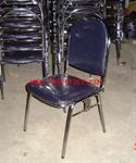 เก้าอี้จัดเลี้ยงพนักพิงโค้ง