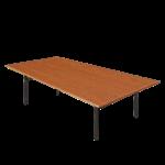 โต๊ะประชุมมาตรฐาน 8 ที่นั่ง